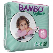 Bambo Nature XL - T6 16-30 Kg