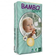 Bambo Nature Midi Tall Pack - T3 5-9 Kg