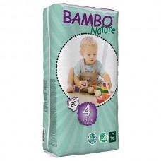 Bambo Nature Maxi Tall Pack – T4  7-18 kg.