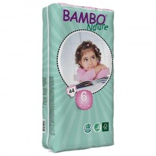 Bambo Nature Tall Pack XL - T6 16-30 Kg